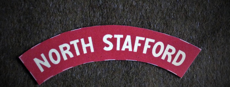 North Staffordshire Regiment