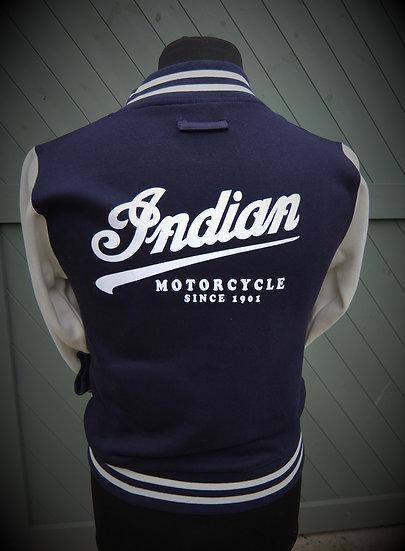 Indian Motorcycle Varsity Jacket