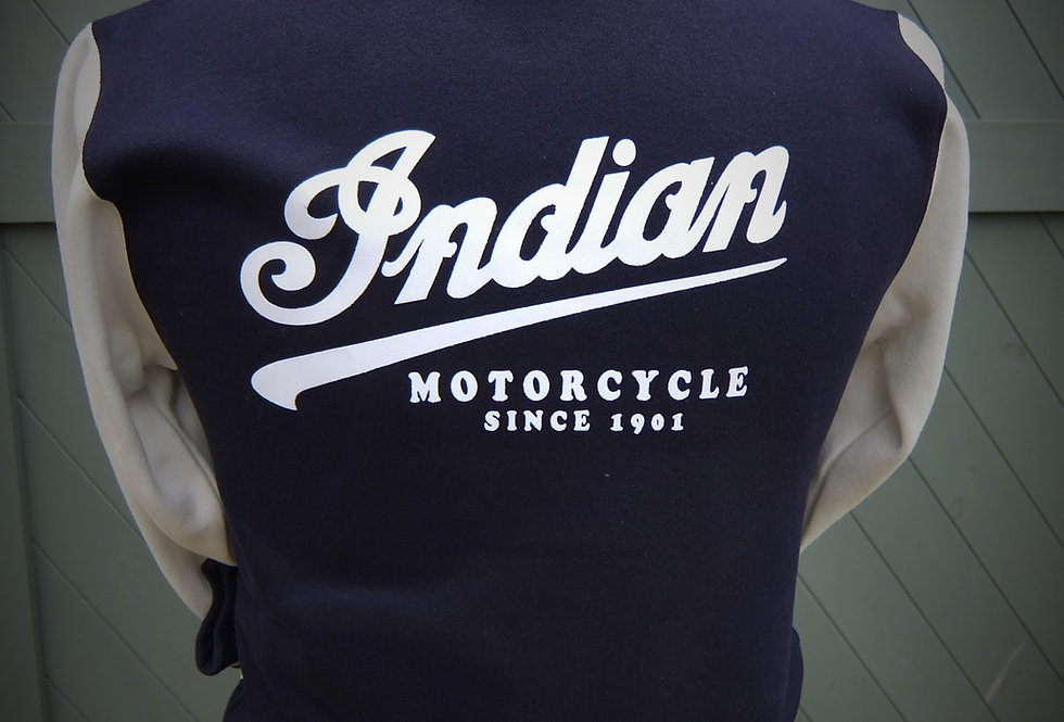 Indian Motorcycle Varsity Jacket