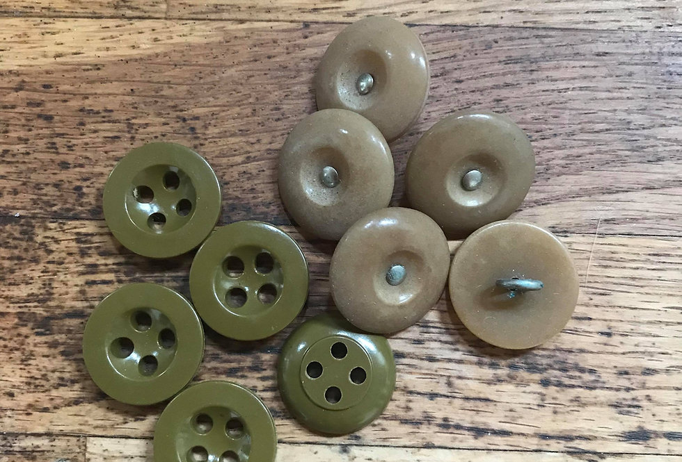 British Army Buttons (Various Options)