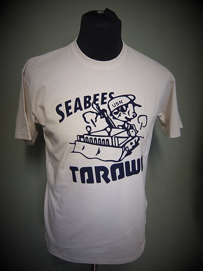 US Navy Seabees T Shirt