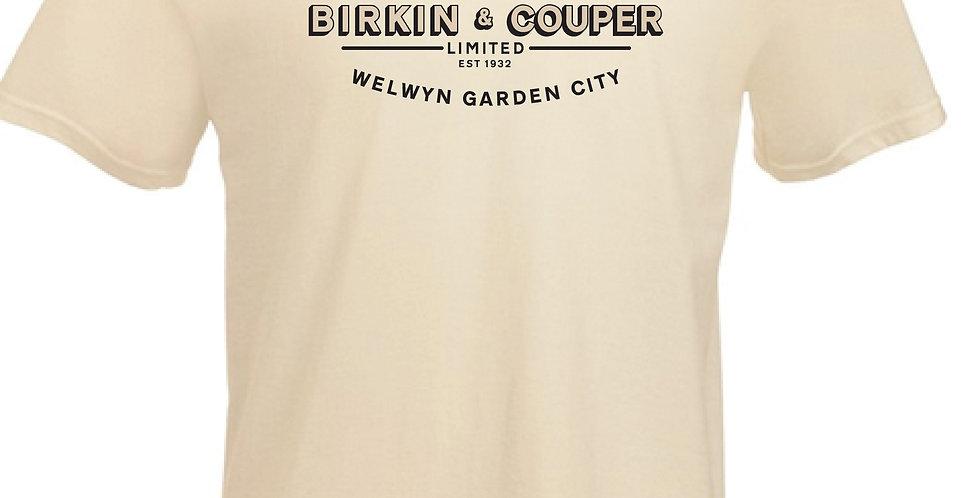 Birkin & Couper T Shirt