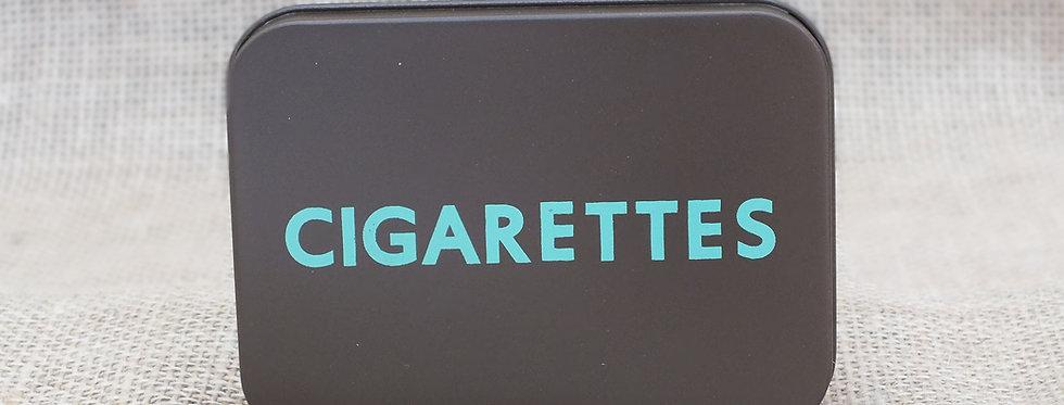 Cigarettes Ration Tin