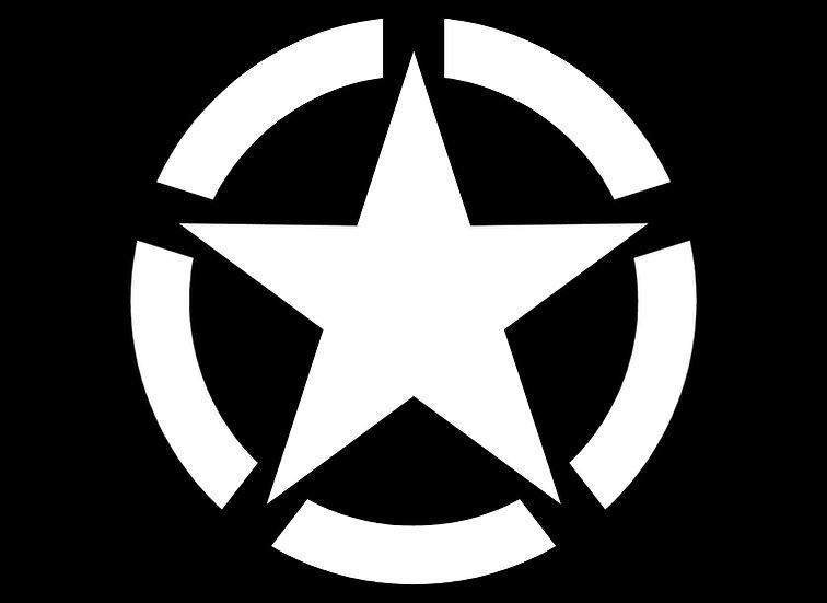 """Broken Invasion Star 24"""""""