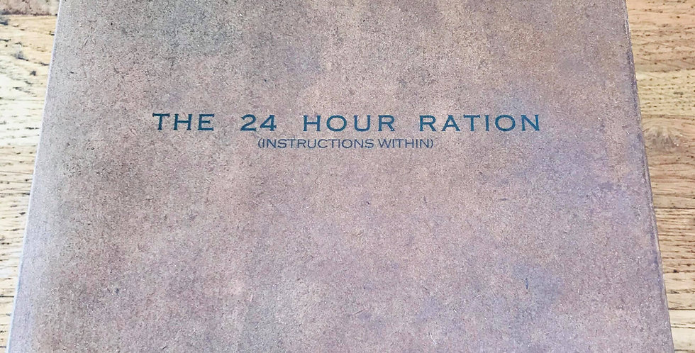 24 Hour Ration Box (single)