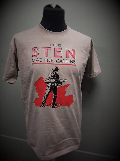 Sten Gun T Shirt
