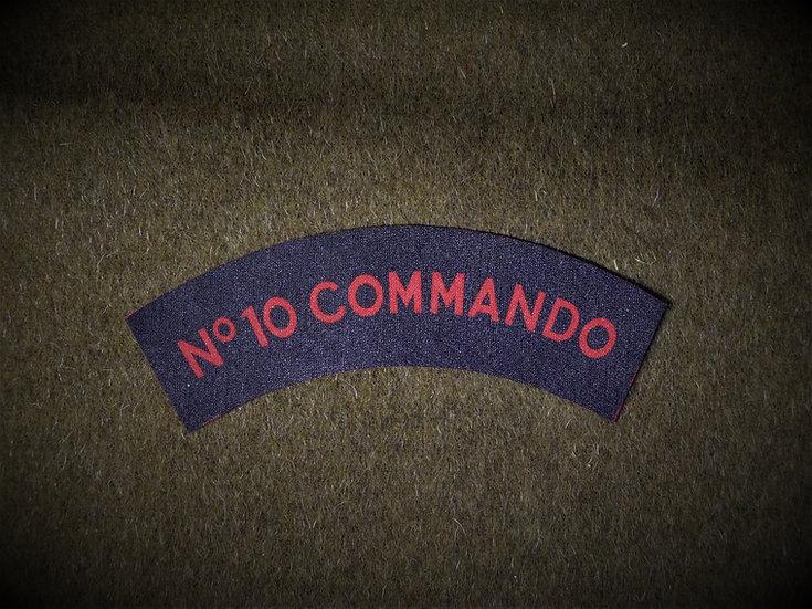 No10 Commando