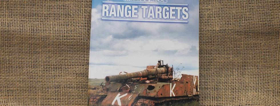 Range Targets Book