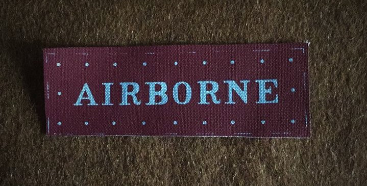 Airborne Division Tab