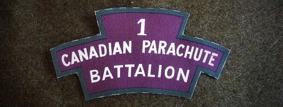 1st Canadian Parachute Battalion (Airborne)