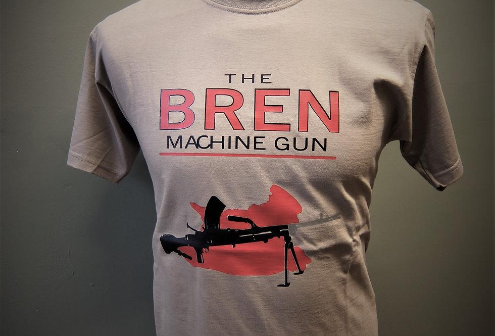 Bren Gun T Shirt