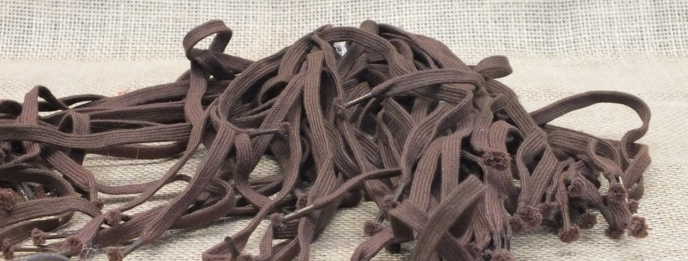 WWII laces ATS / Officers