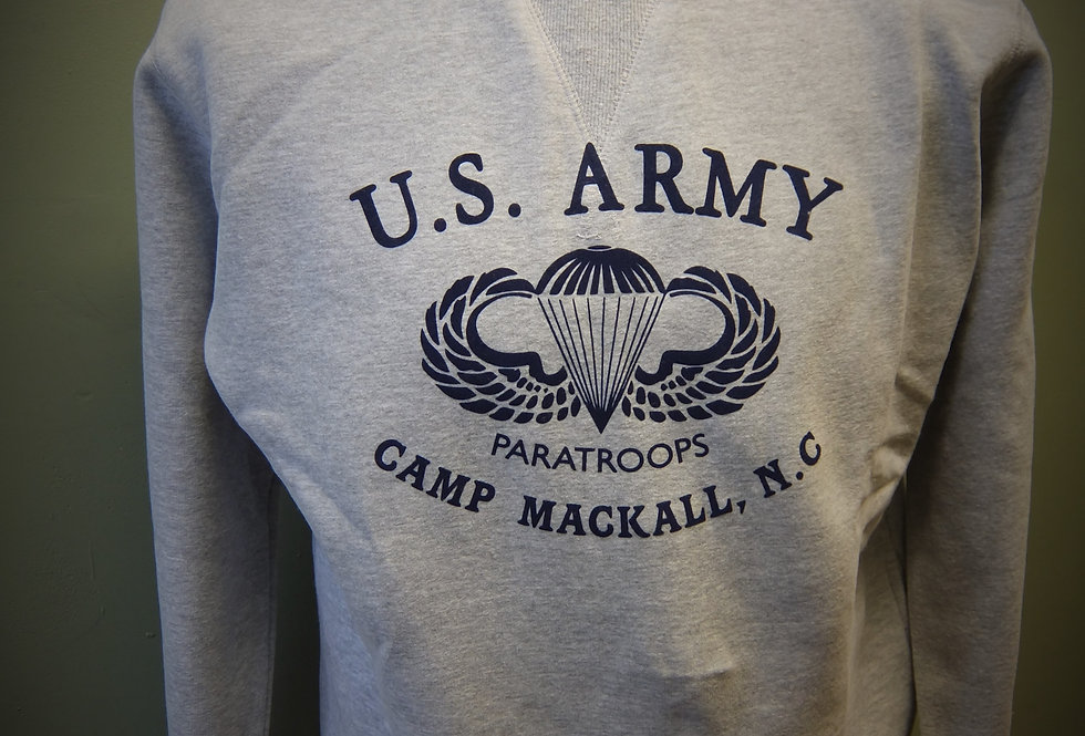 US Army Paratroops Airborne Sweater
