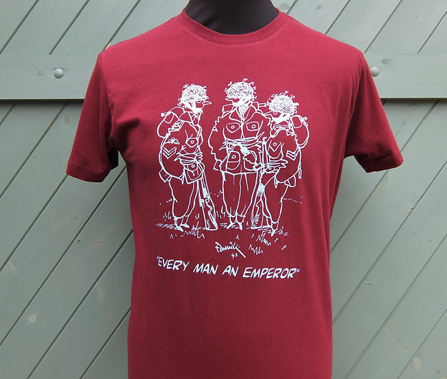Airborne Forces 75th Anniversary T Shirt