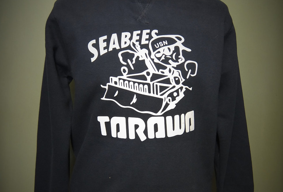 US Navy Seabees Sweater