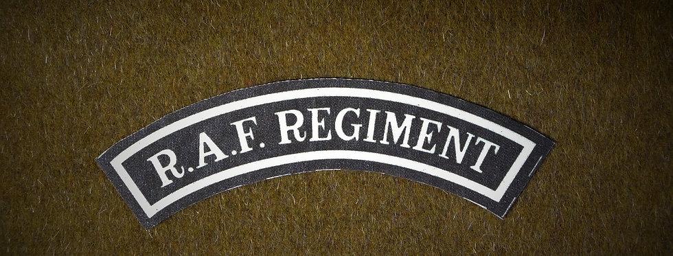 Royal Air Force Regiment