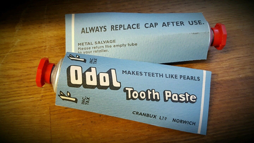 Odol Toothpaste