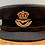 Thumbnail: Kings Crown RAF Officers Cap Badge