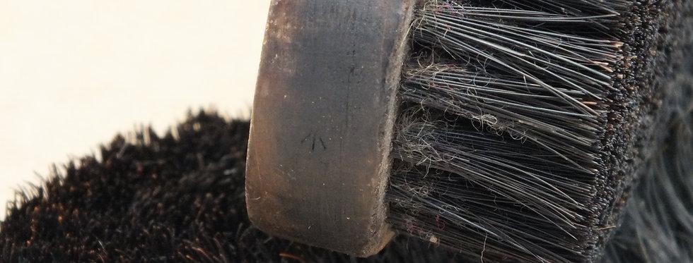 British WWII Boot Brushes, Cambridgeshire Regt