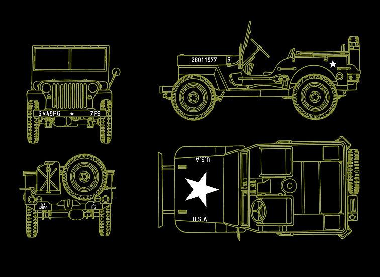 Full Jeep set