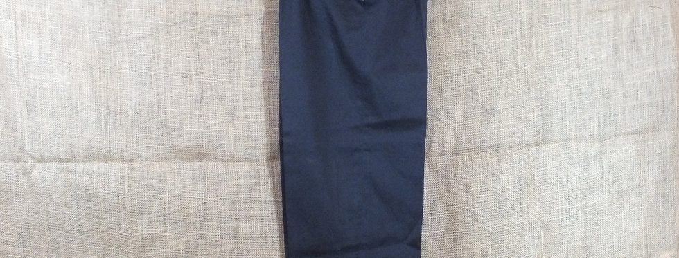 Repro Womens Civi Slacks Navy Blue