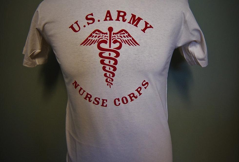 US Army Nurse Corps T Shirt