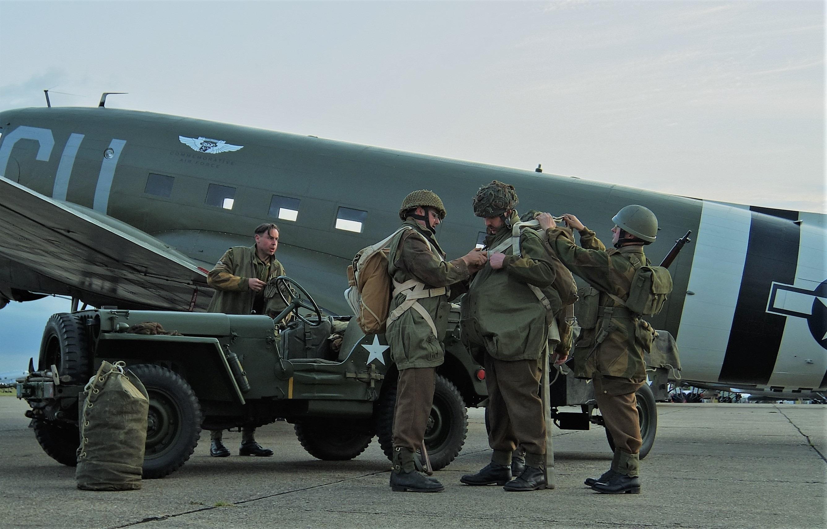 British Airborne, D-Day 75