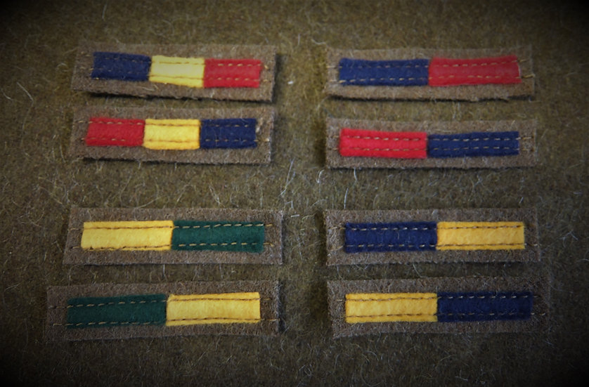 Arm of Service Stripes