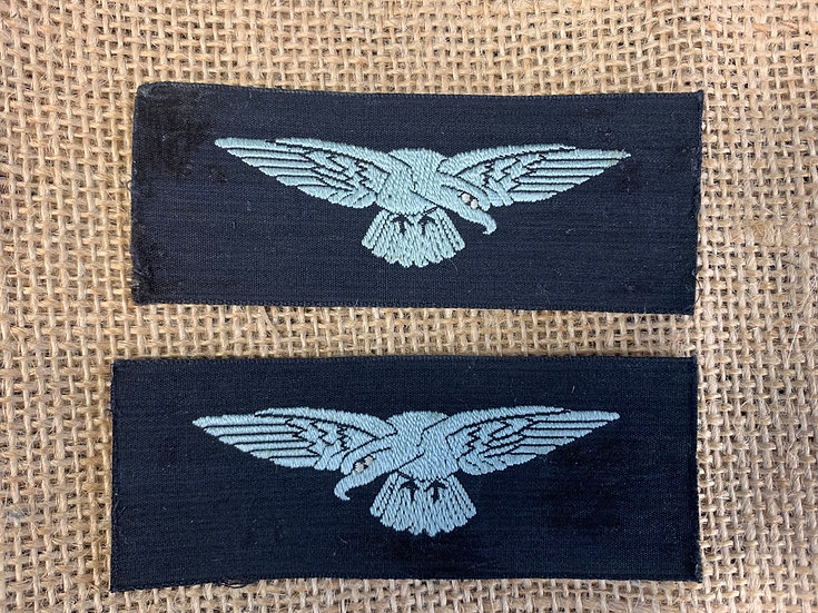 WW2 RAF Shoulder Eagles (Pair)