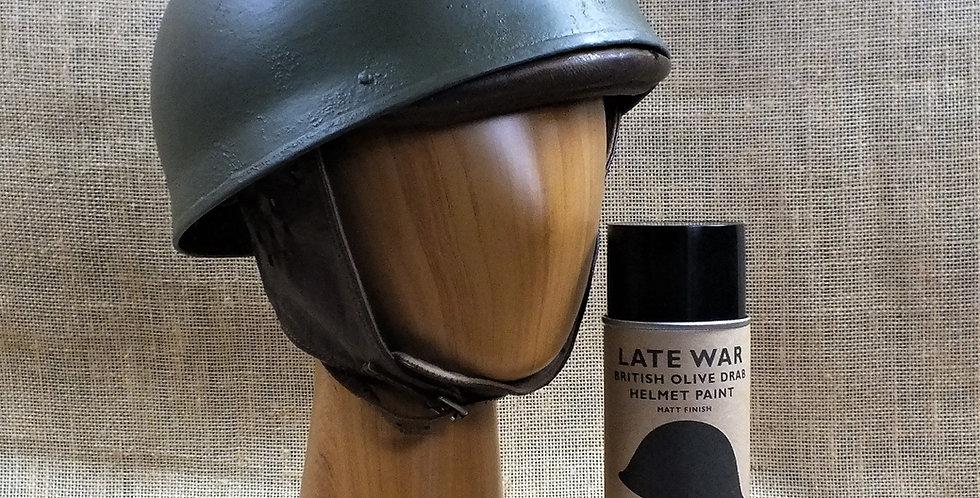 Late War Helmet Paint