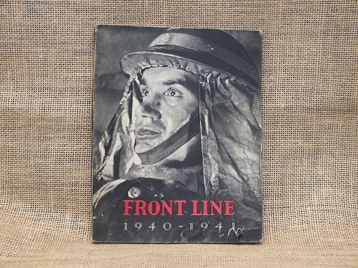 Frontline 40-41 Homefront Book