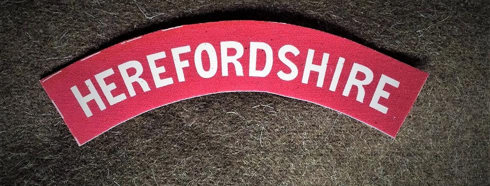 Herefordshire Regiment
