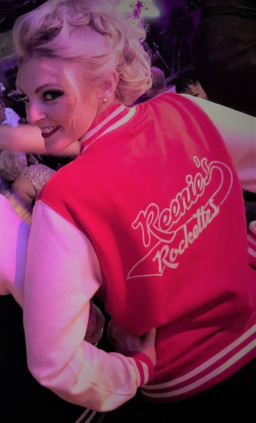 Rennie's Rockettes Jacket Design