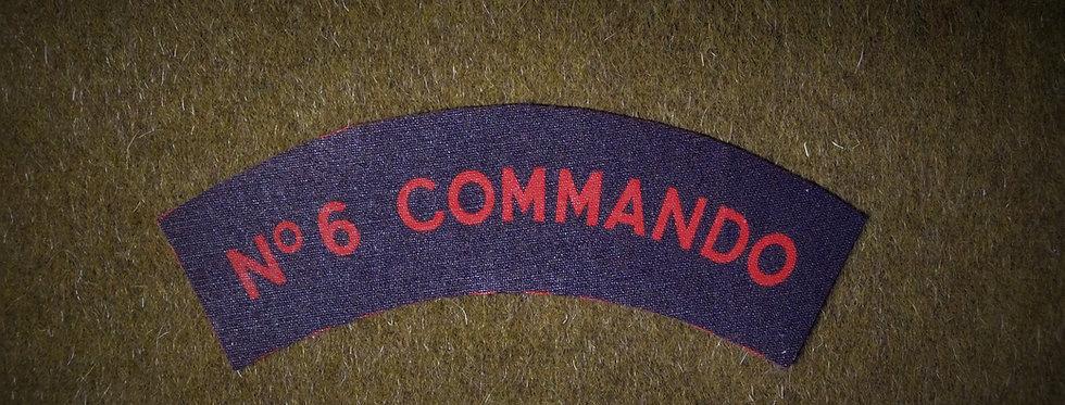 No6 Commando