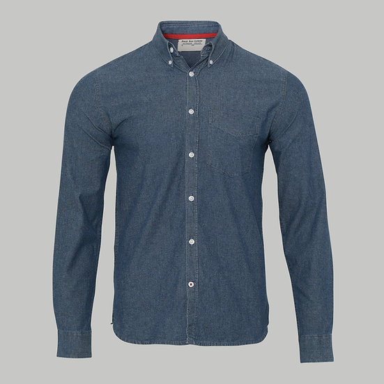 The Arkwright Chambray Shirt