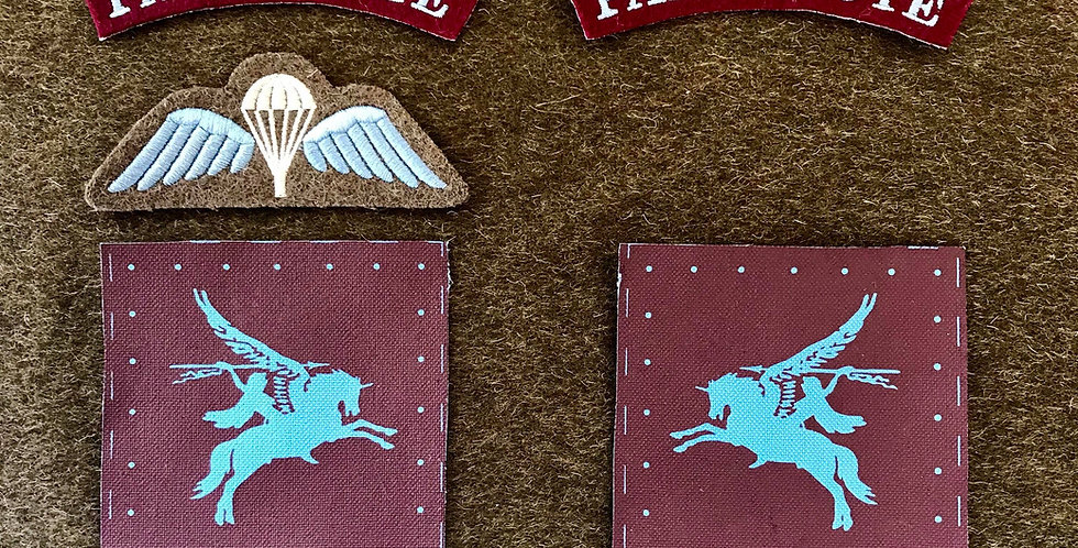 Parachute Troops (1st Airborne) Insignia Package