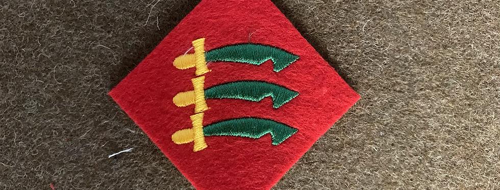 Essex Yeomanry (Embroidered on Felt)