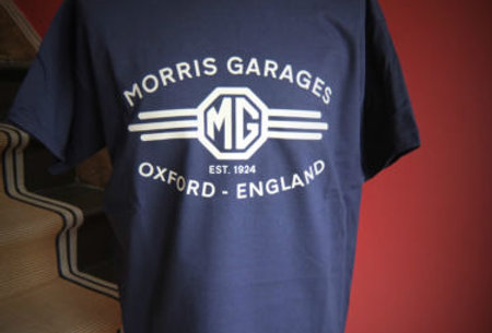 MG Motors (Morris Garages) T Shirt