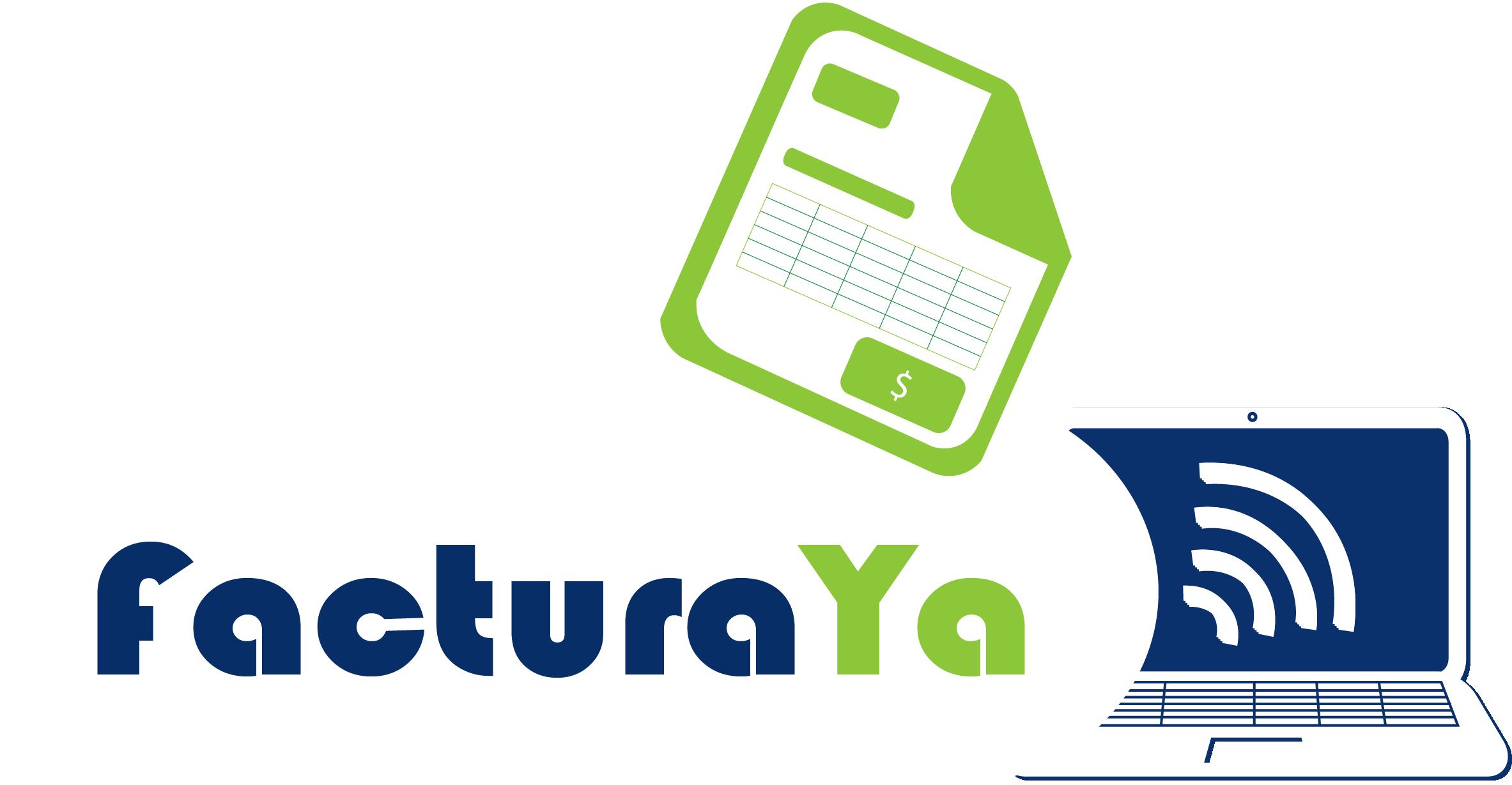 Logo-Facturaya-Fondo-Oscuro