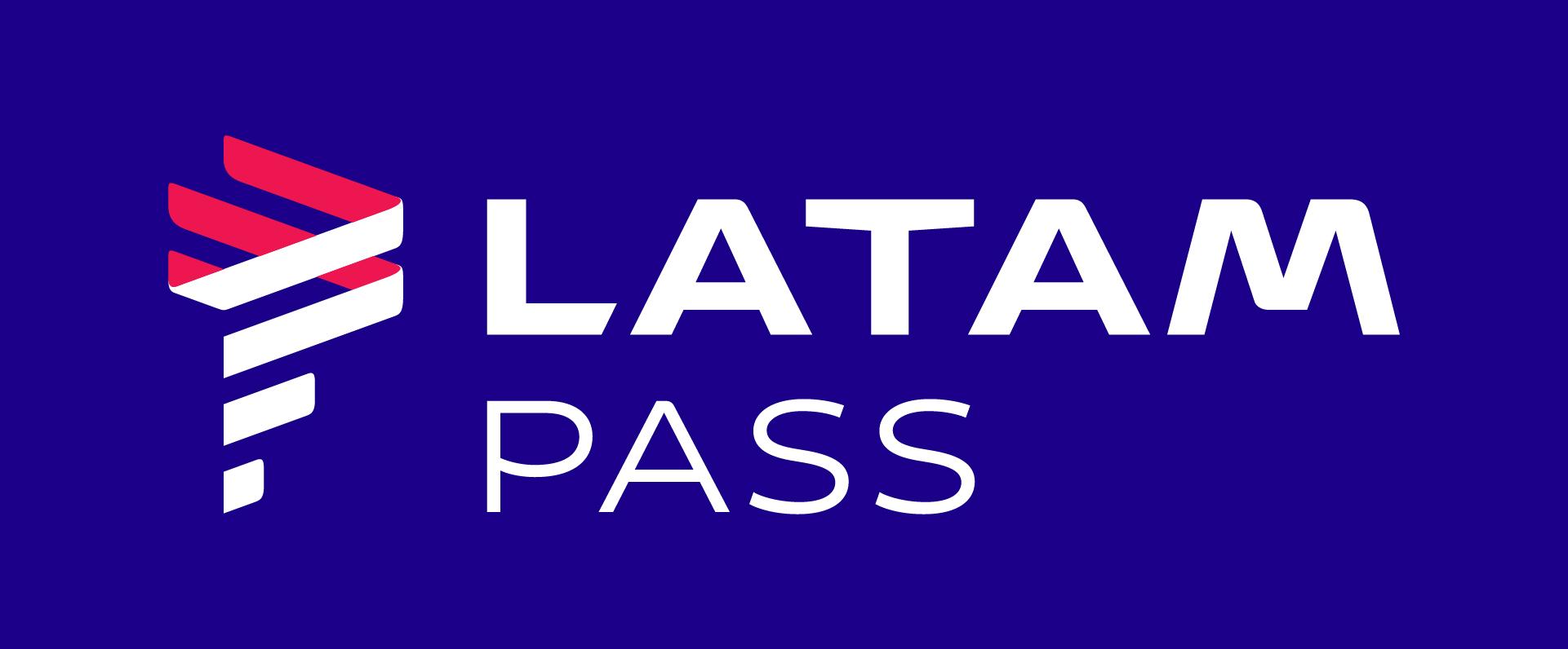 LATAM Pass negativo RGB