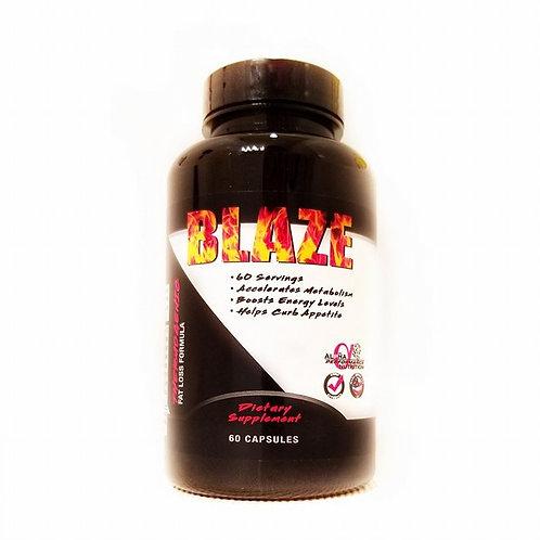 BLAZE          Thermogenic Fat Loss Formula