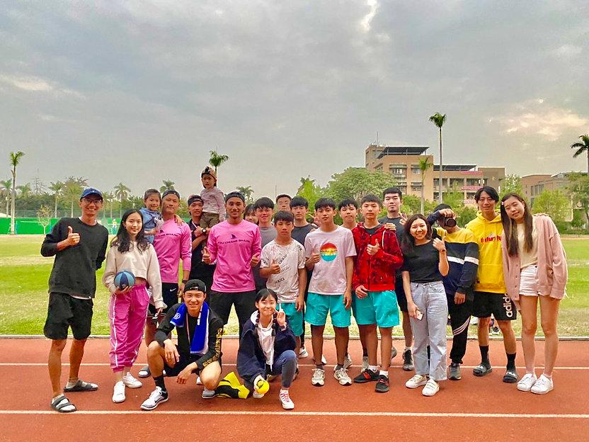 Sports Team Portrait