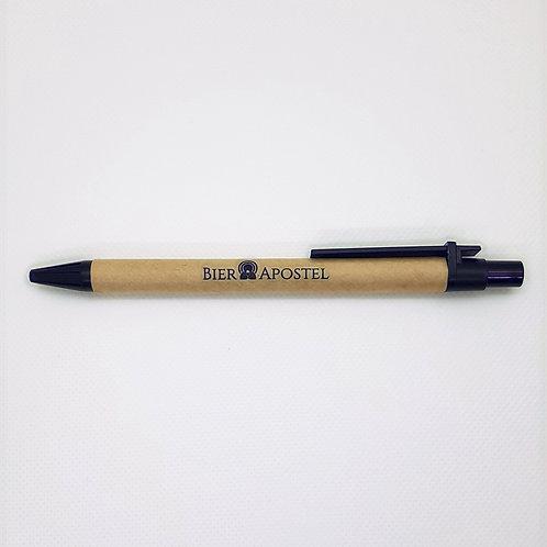 Kugelschreiber mit Bierapostel Logo
