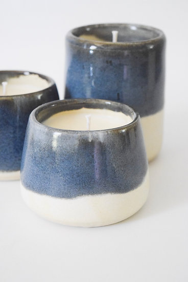"""The Scottish Highlands"" Small Candle 