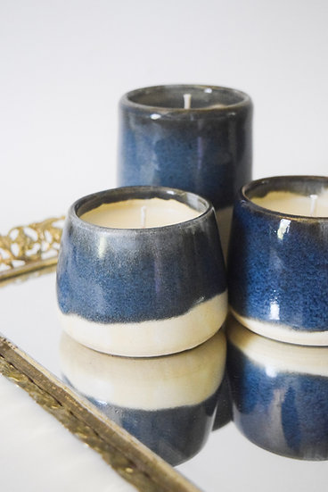 """Provence"" Small Candle 