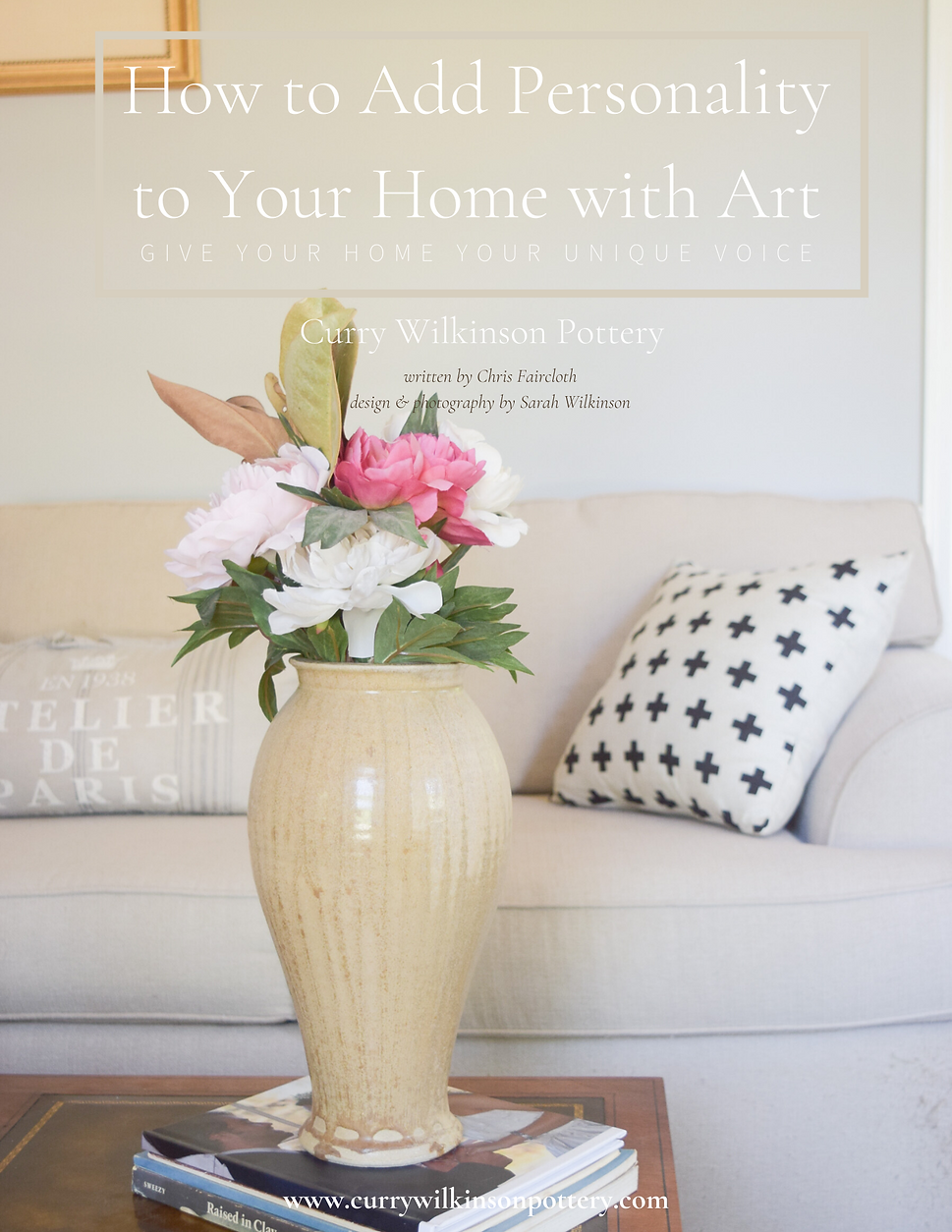 How to Add Personality to Your Home with