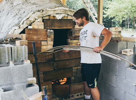 Shared Experiences from Our First Wood Firing