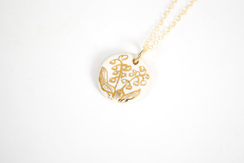 """""""Lily of the Valley"""" 
