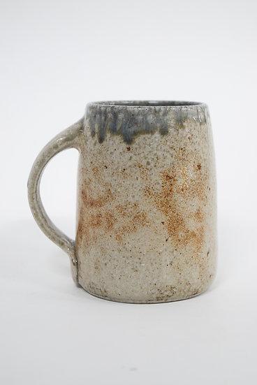 Wood Fired Salt Glazed Mug, 16oz.