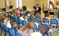 Lilac 94 educational concert